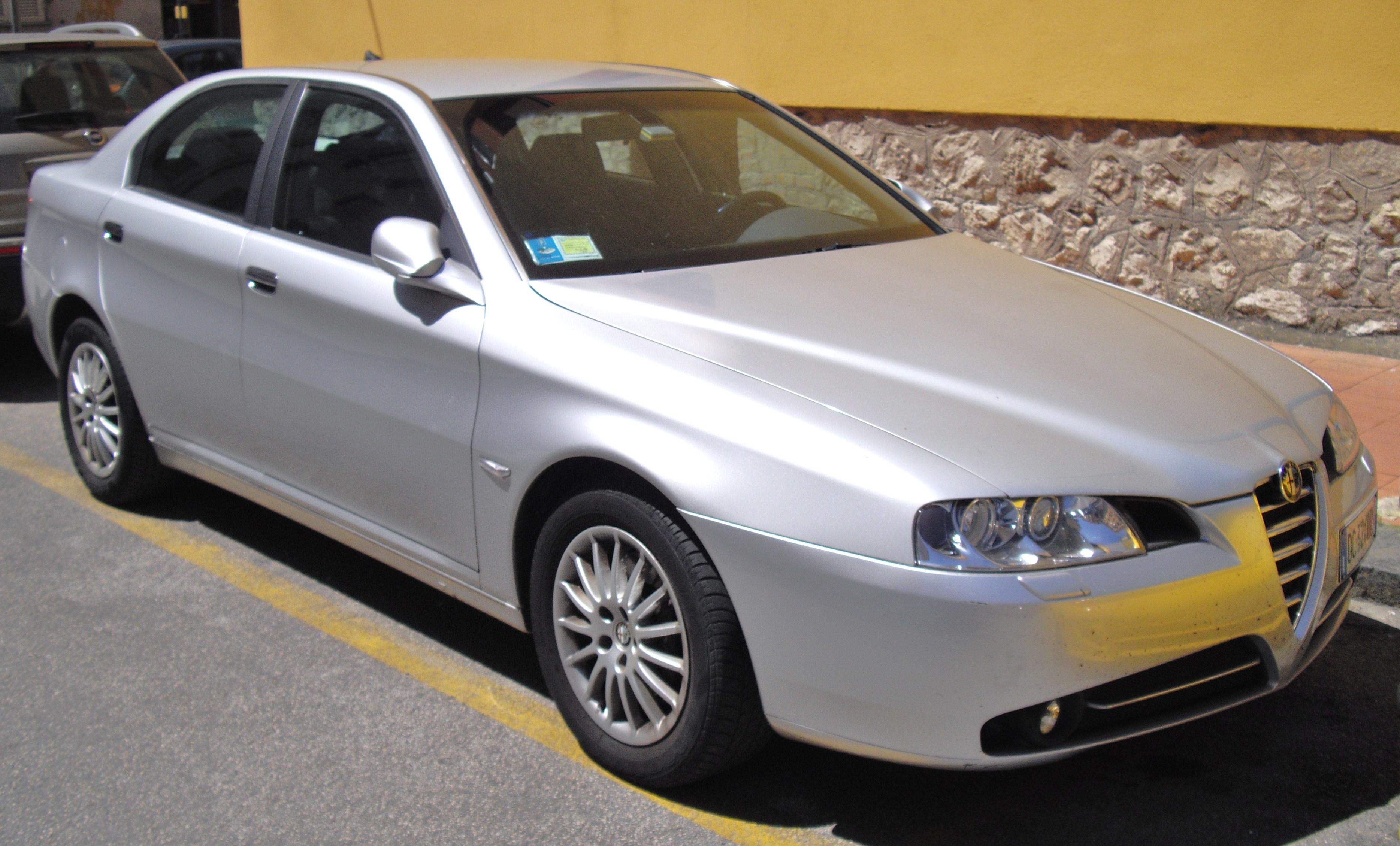 Alfa Romeo 166 Wikipedia