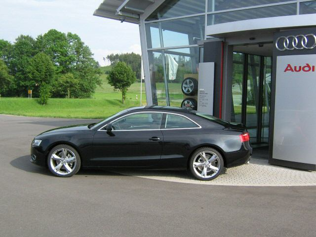 File2007 Audi A5 sideJPG  Wikimedia Commons