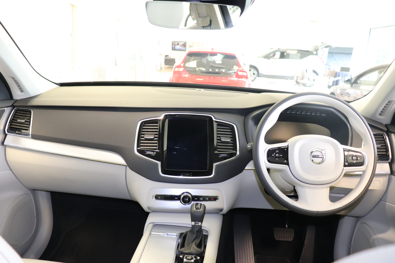 File:2018 Volvo XC90 D5 AWD Interior.jpg - Wikimedia Commons