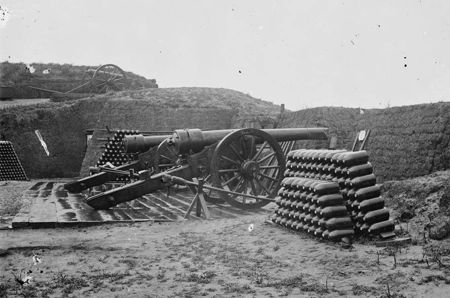 Siege artillery in the American Civil War | Military Wiki