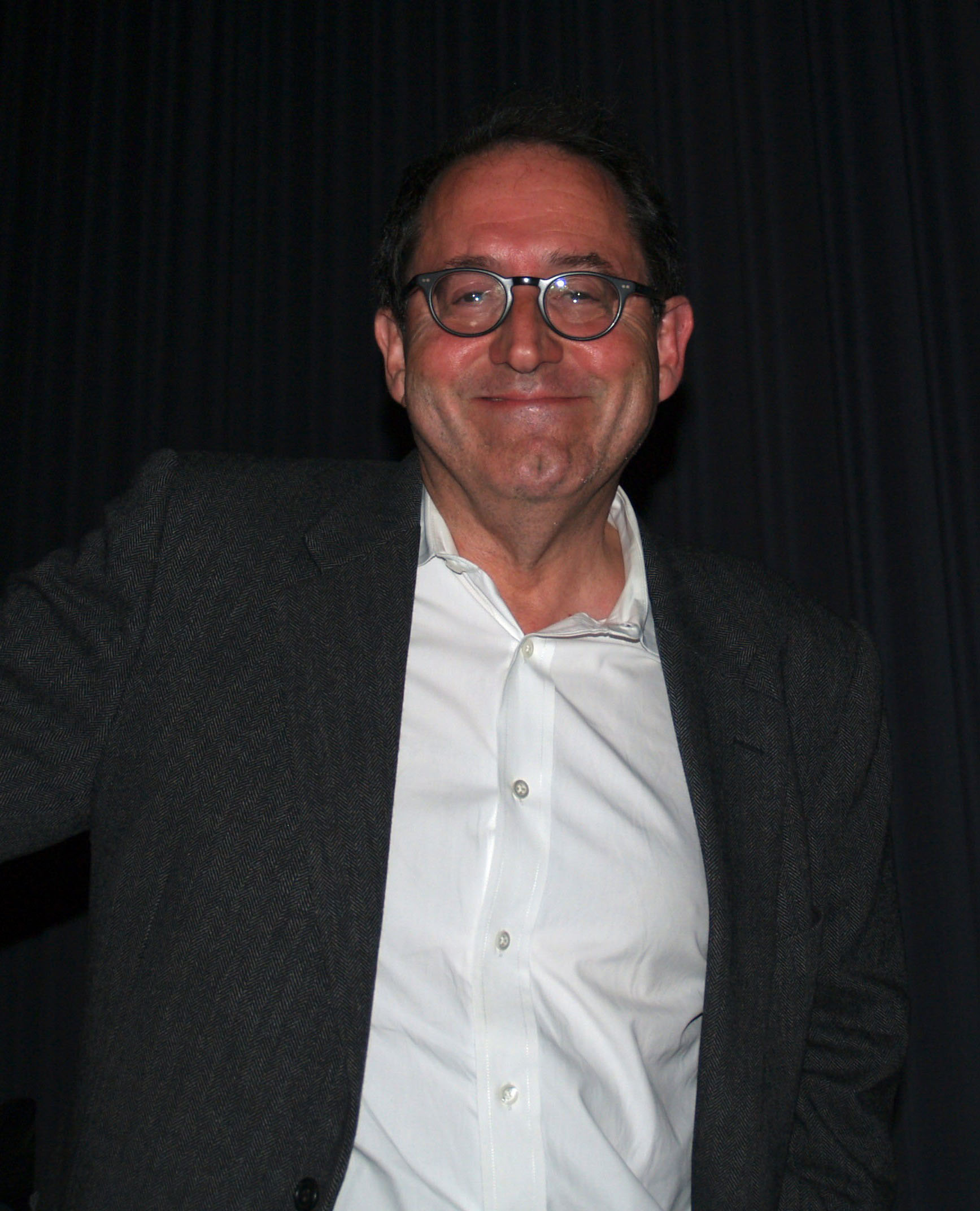 Co-founder and co-president Michael Barker