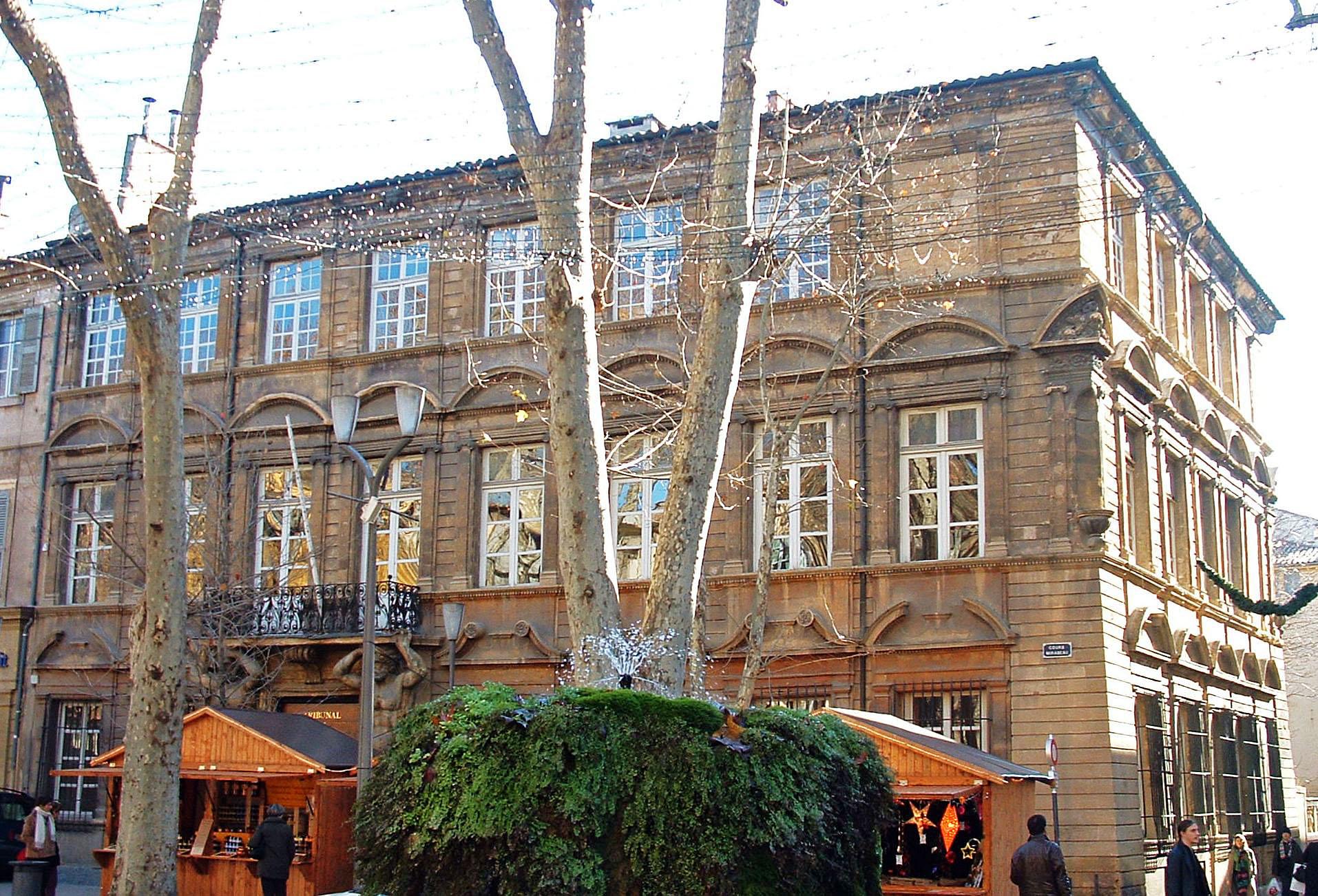 Construction Aix En Provence hôtel maurel de pontevès - wikipedia