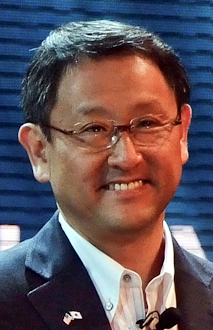 Akio Toyoda cropped 3 Mark Templin and Akio Toyoda 20110818 2.jpg