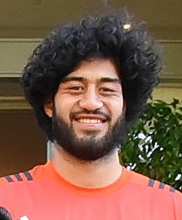 Akira Ioane Rugby player