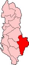 Korčanski okrug