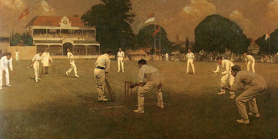 1906 English cricket season