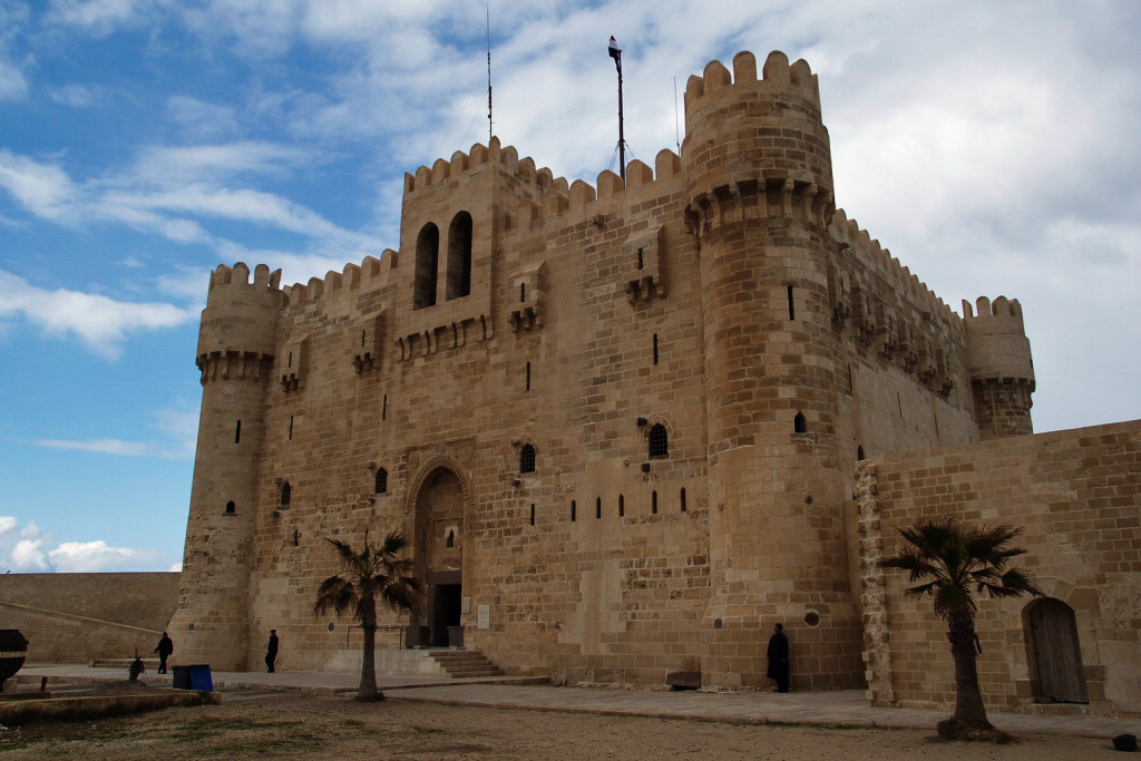 Kaitbey Citadel