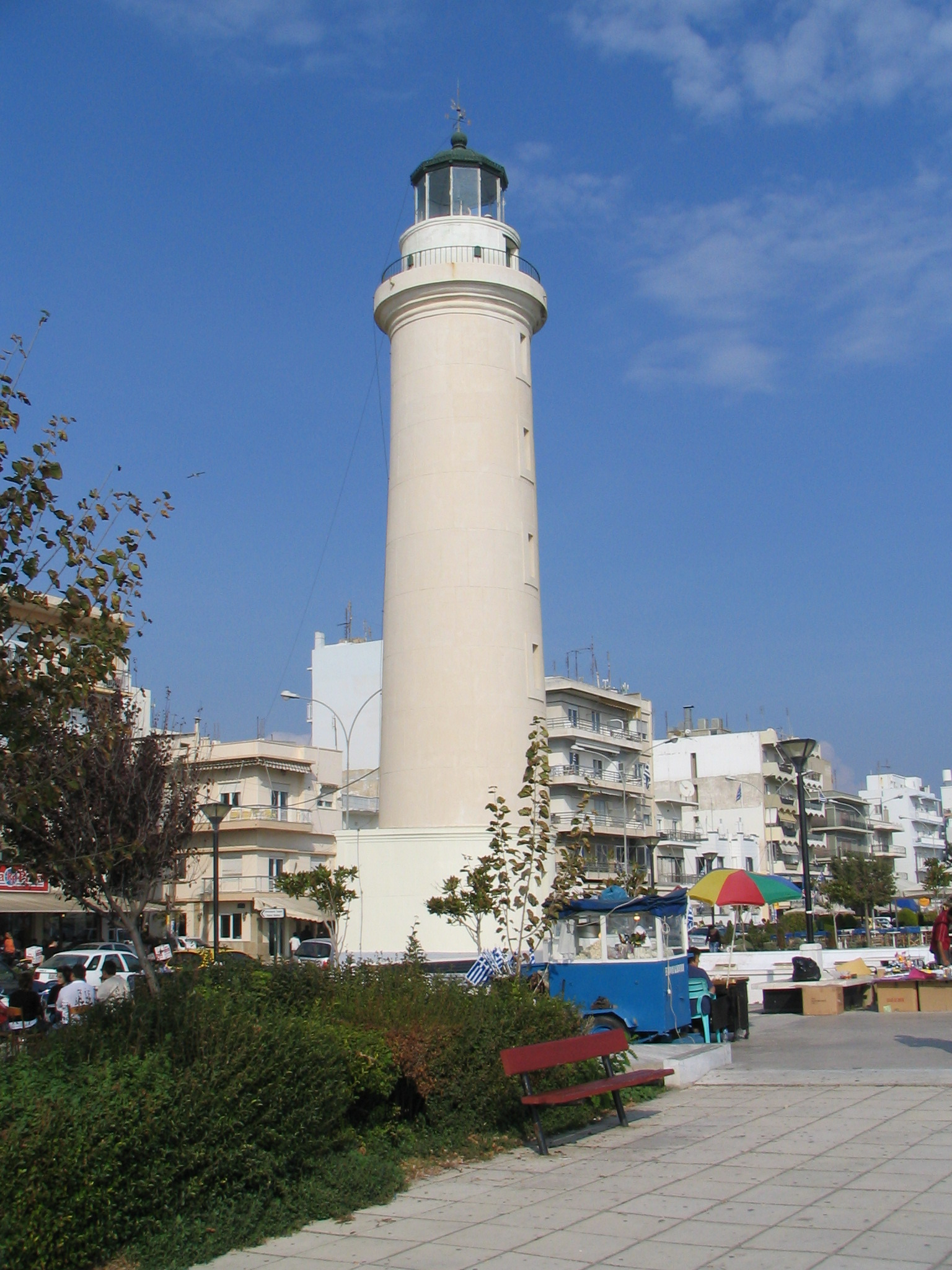 Alexandroupolis Greece  city photos : Alexandroupolis, Greece Lighthouse Wikimedia Commons