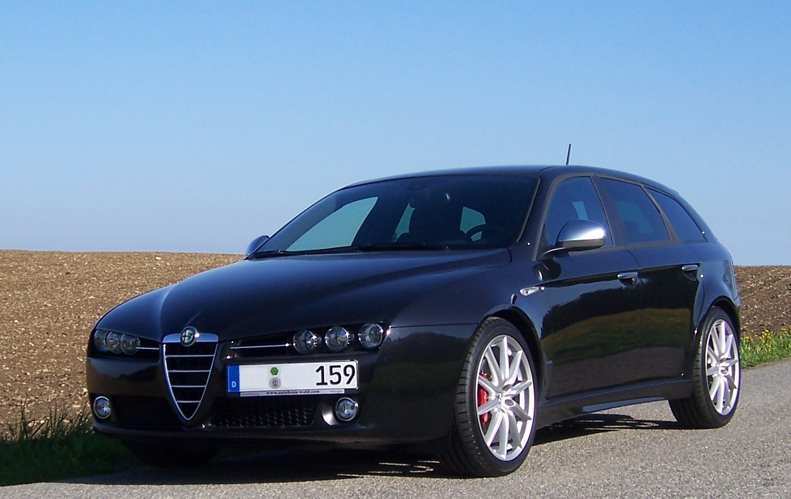 file alfa romeo 159 sw wikimedia commons. Black Bedroom Furniture Sets. Home Design Ideas