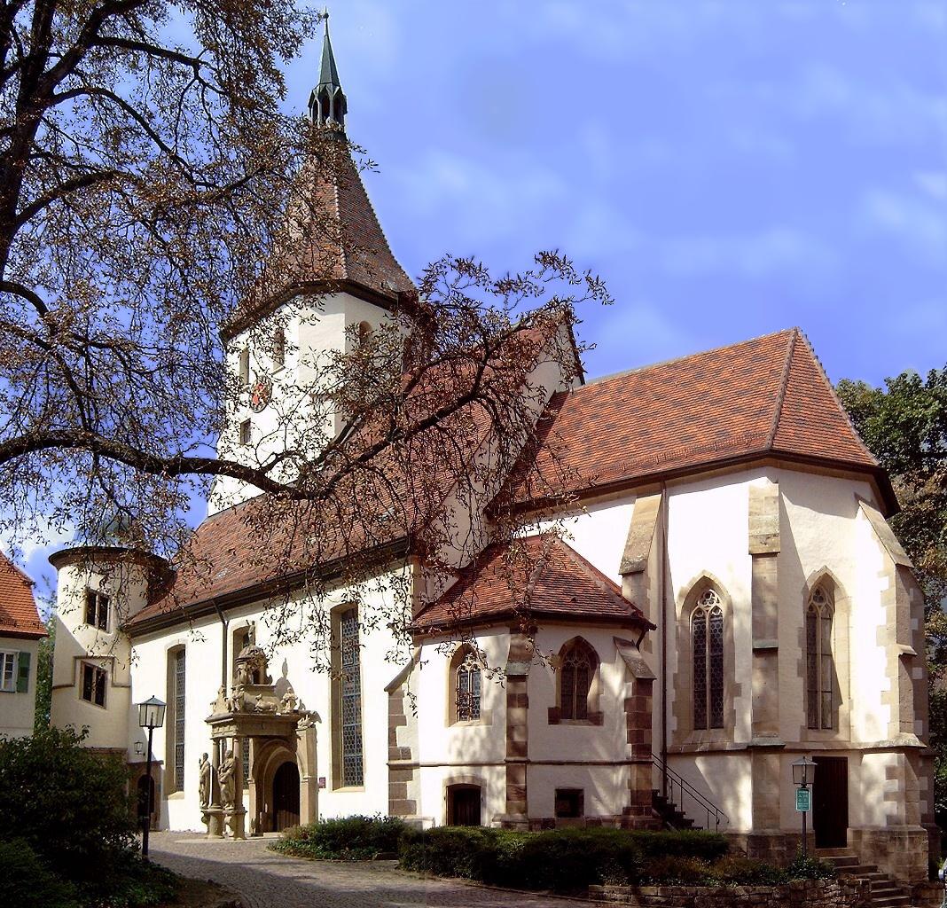 Laurentiuskirche Hemmingen Wikipedia