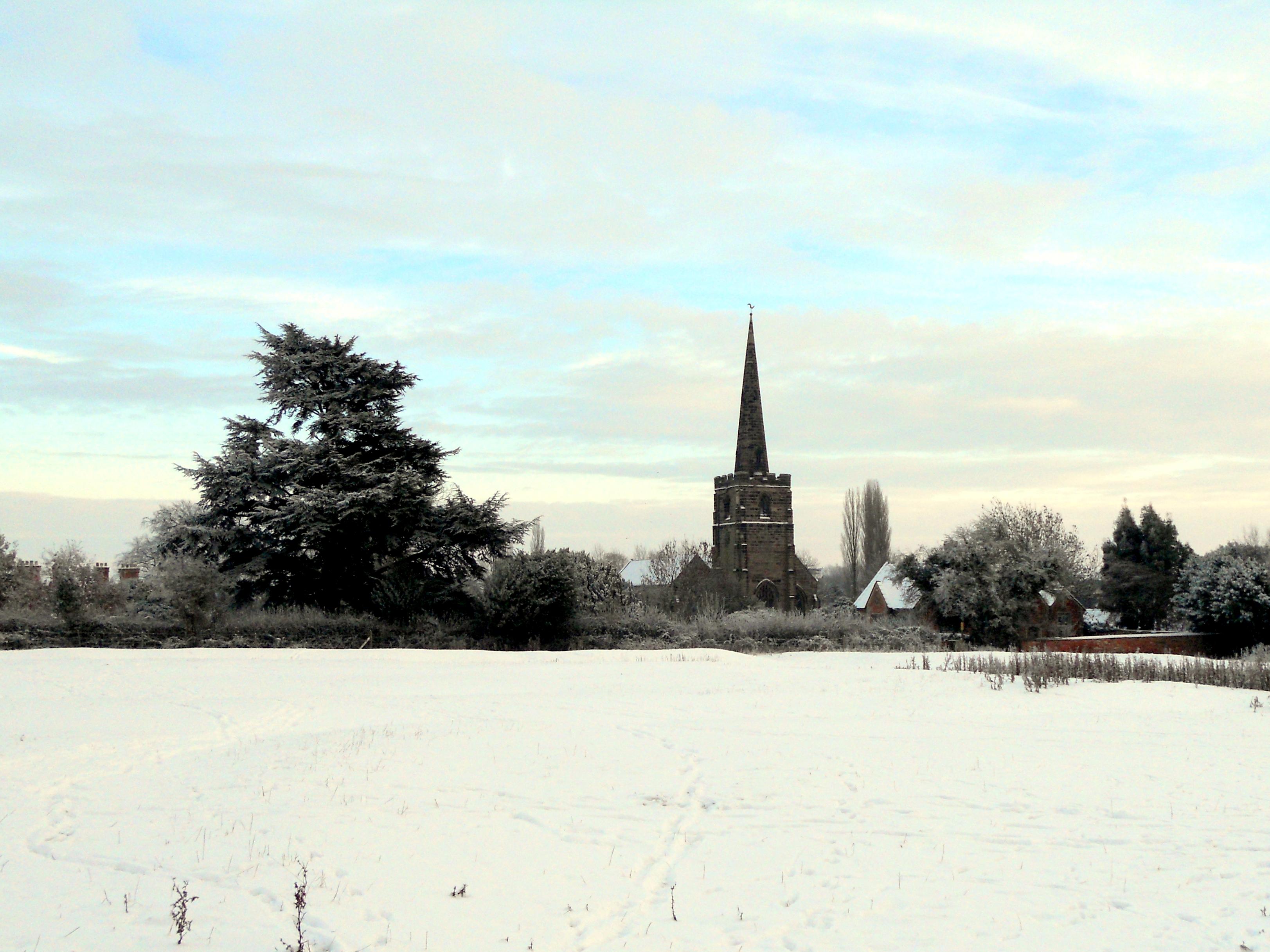 GENUKI: Orton on the Hill, Leicestershire