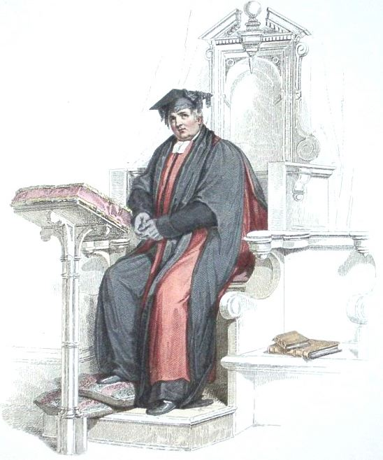 Doctor of Divinity - Wikiwand
