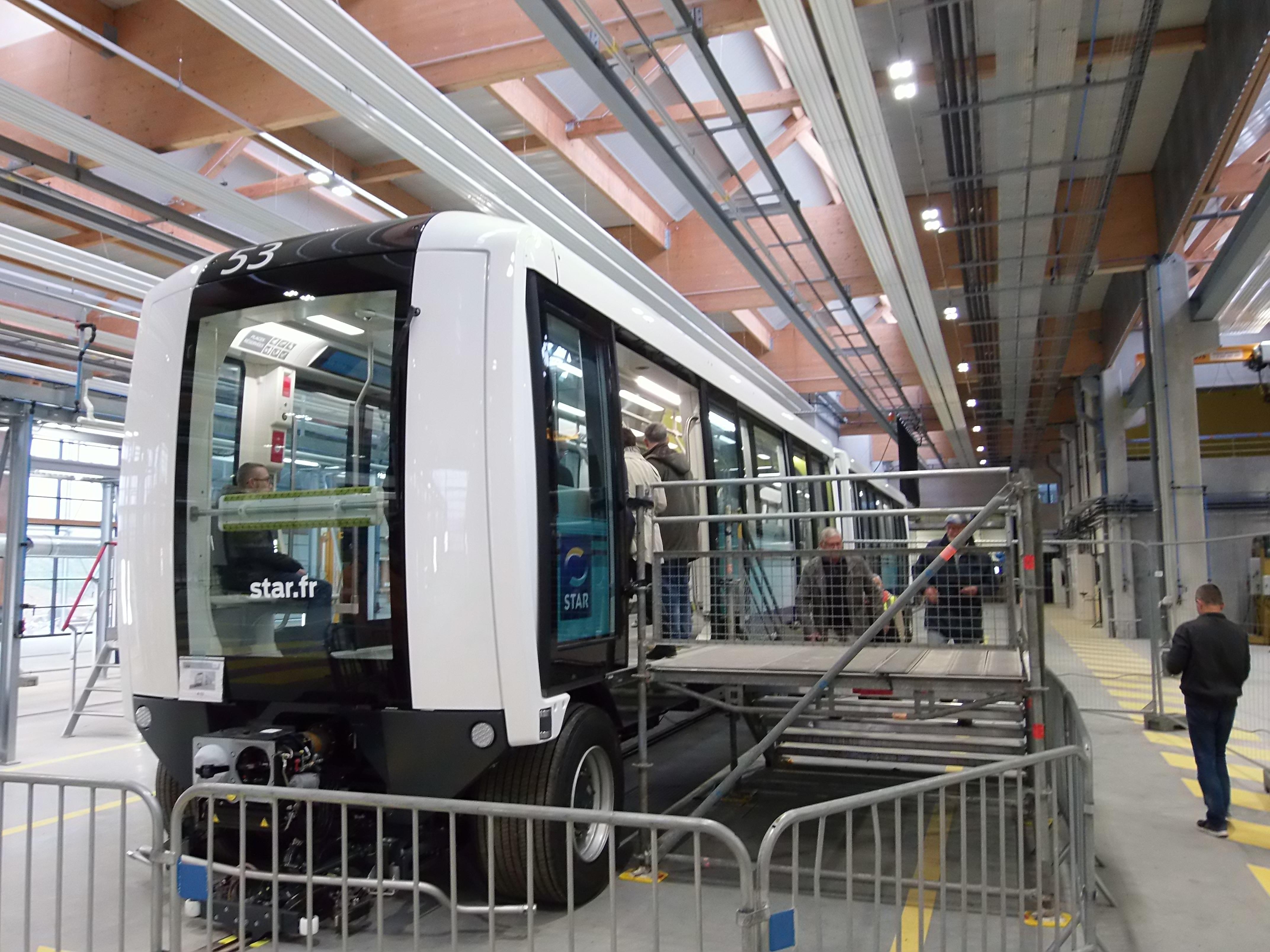 best website ca231 270f9 Ligne B du métro de Rennes — Wikipédia