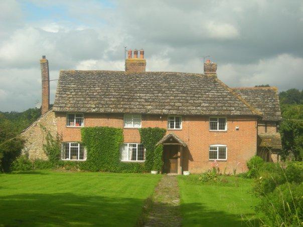 Bailing Hill Farmhouse - geograph.org.uk - 957646