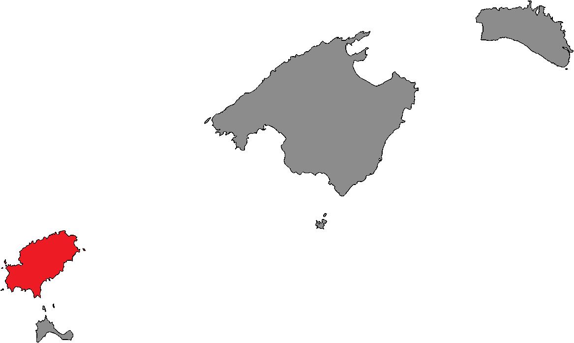 Balearic Island Location