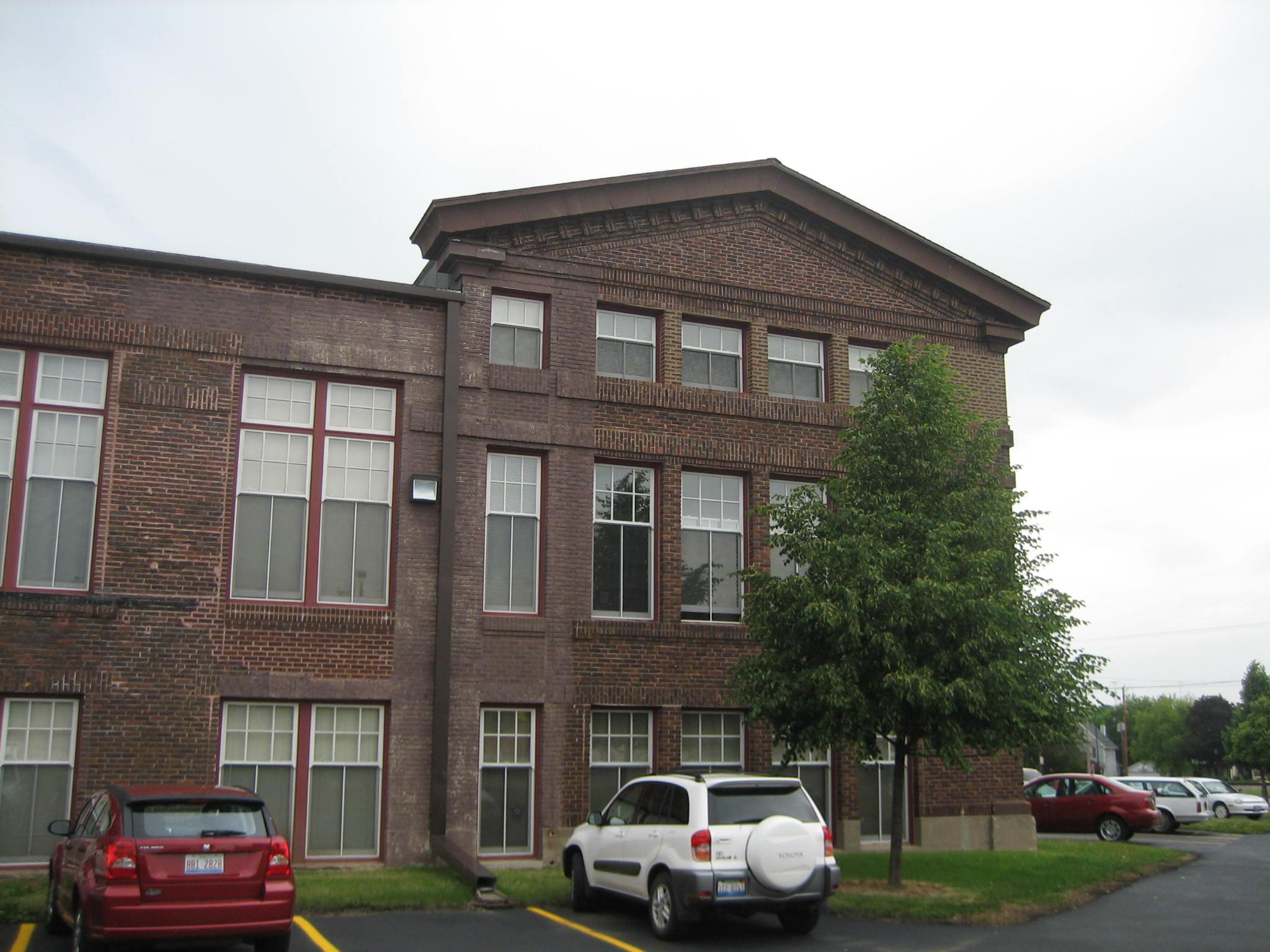 Old Belvidere High School (Belvidere