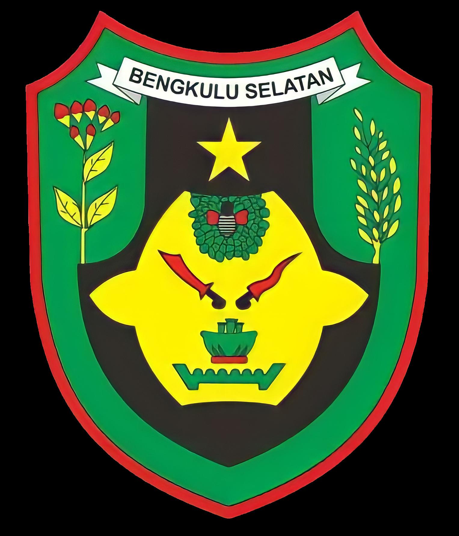 Hasil gambar untuk bengkulu selatan logo