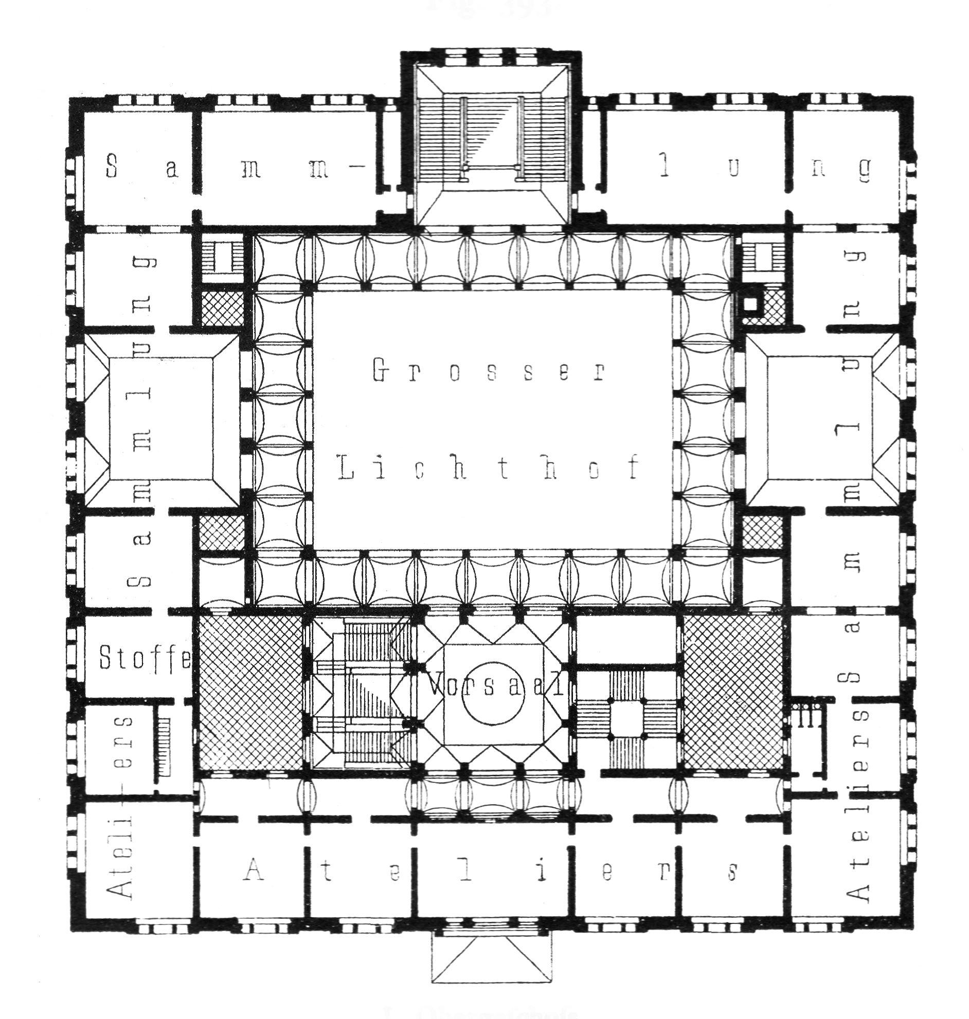 File:Berlin Ehemaliges Kunstgewerbemuseum Grundriss 1