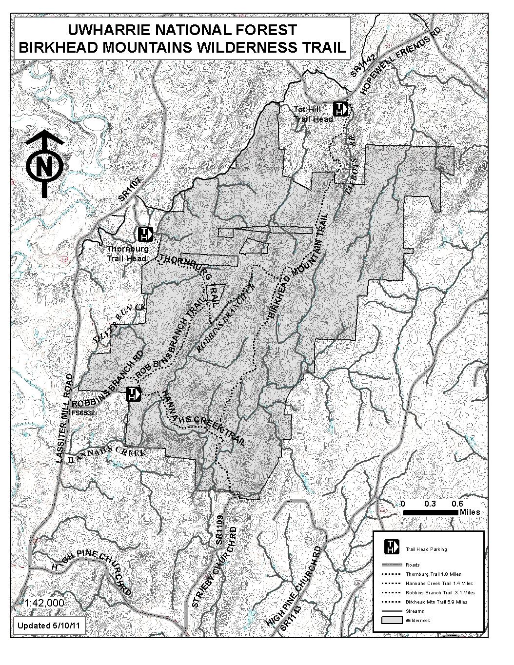 Birkhead Mountains Wilderness - Wikipedia