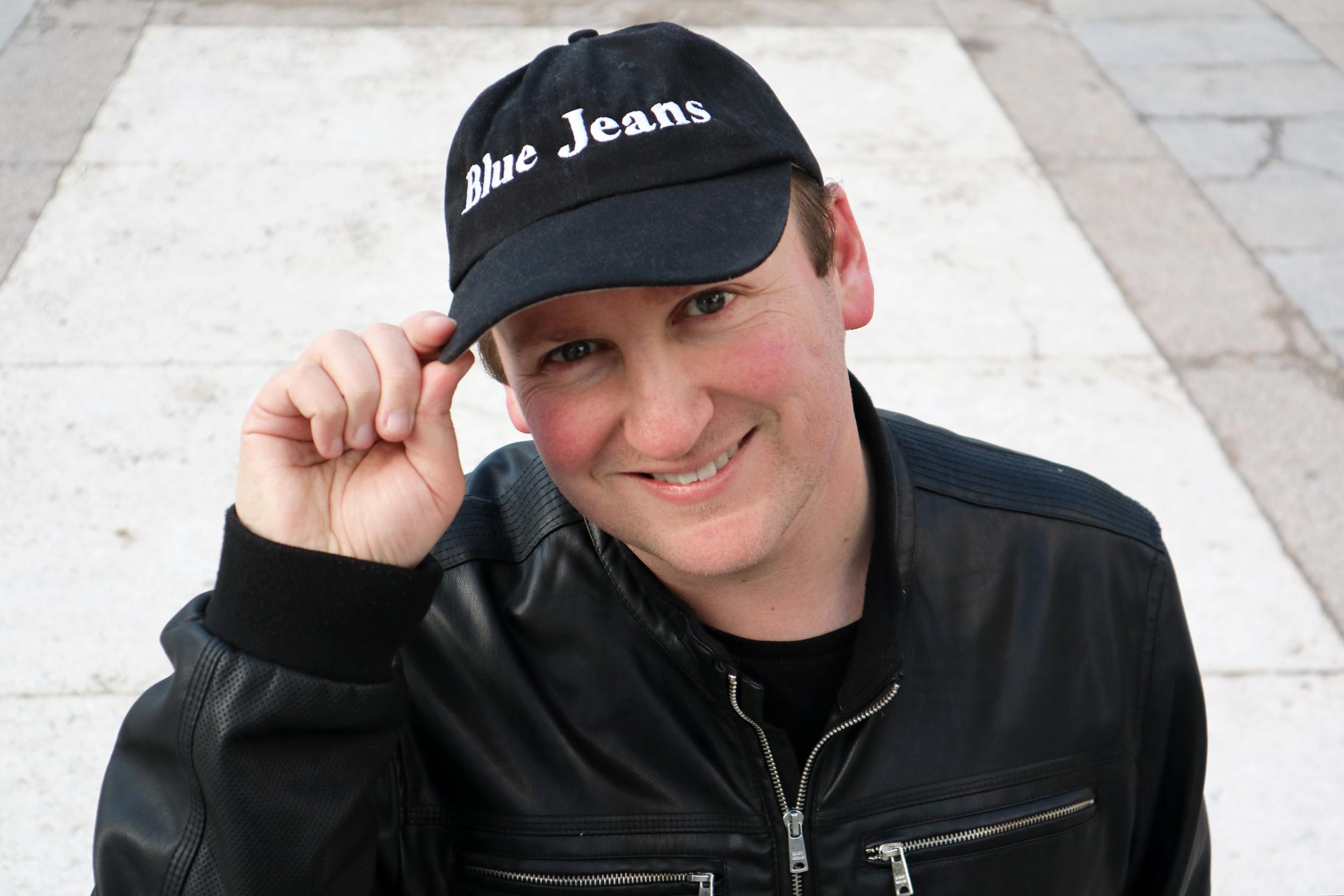 Blue Jeans (escritor) - Wikipedia, la enciclopedia libre