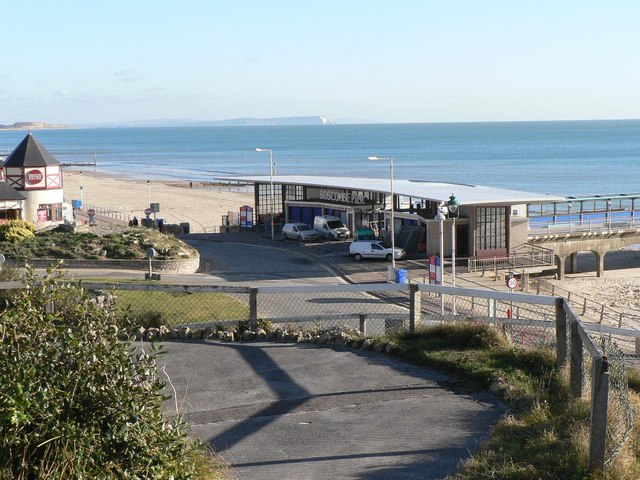 Boscombe, seafront view - geograph.org.uk - 619579