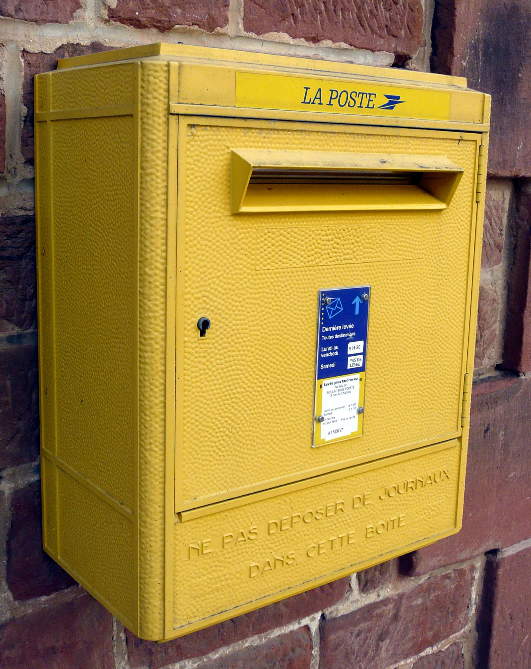 Briefkasten Bilder file briefkasten in ingolsheim frankreich fcm jpg wikimedia commons