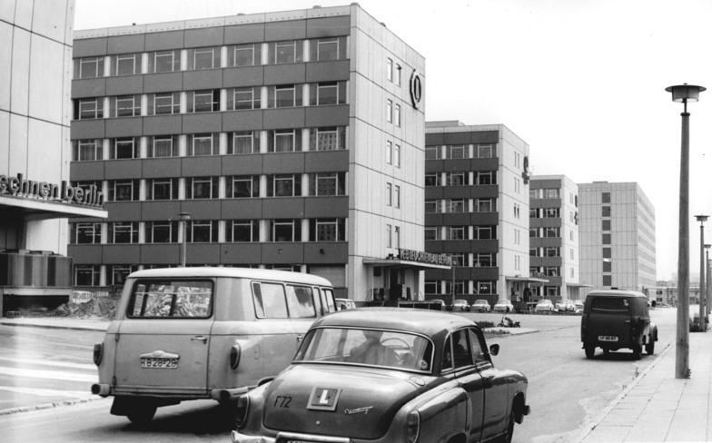 Storkower Stra Ef Bf Bde Berlin Hotel