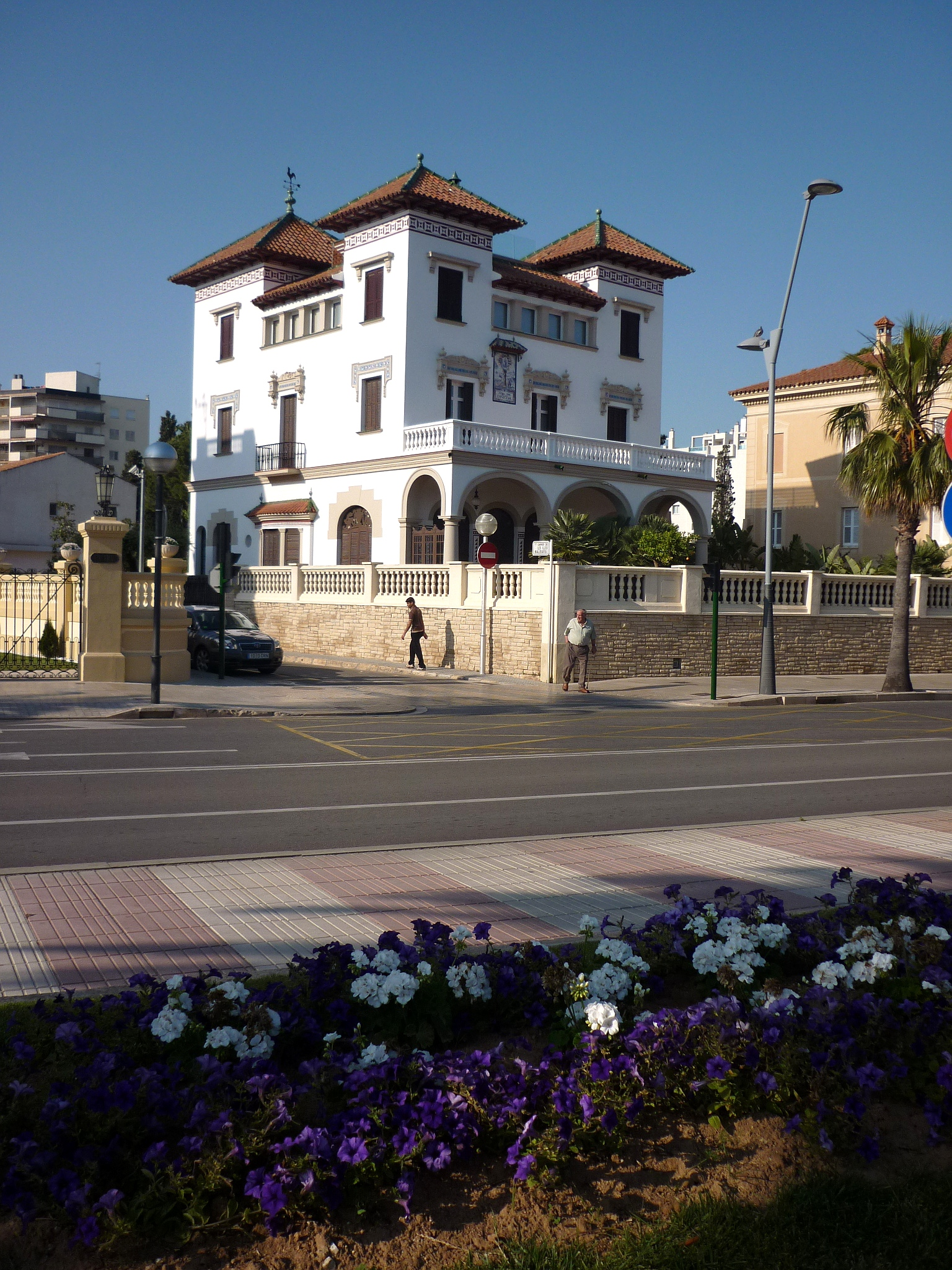 File casa verge de la pineda salou jpg wikimedia commons - Casas en salou ...