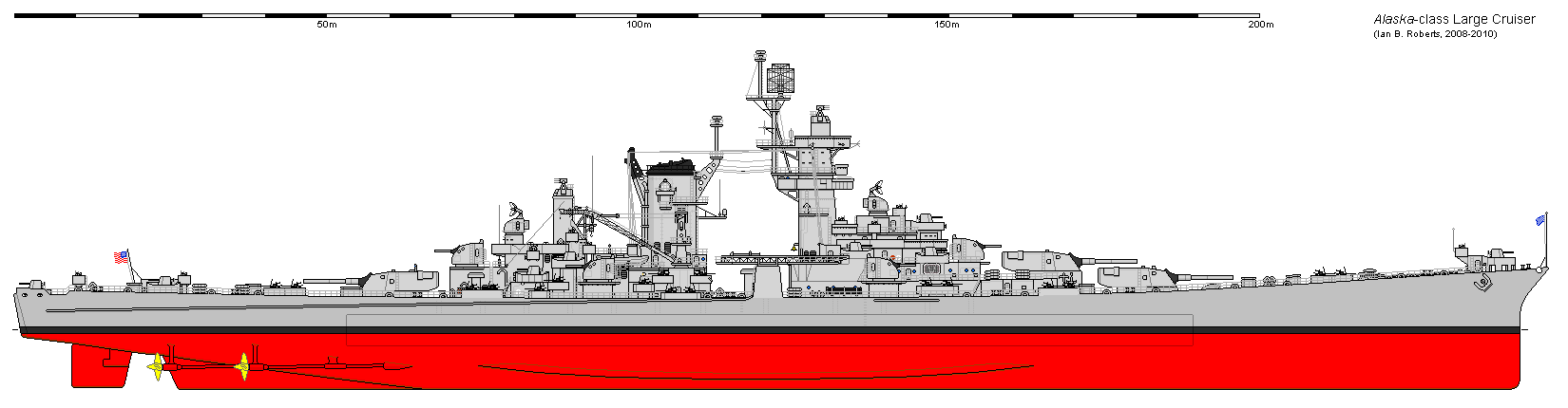 aircraft carrier schematics with File Cb Alaska Class Baseline on Cv 002 Catapult together with Poseidon Class 152104491 likewise USS Texas 1942 458777778 together with Saabsaratoga besides Virgin Galactic Resumes Spaceshiptwo Testing.