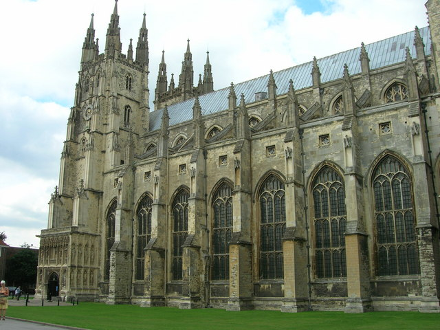 Canterbury Cathedral - geograph.org.uk - 1276200