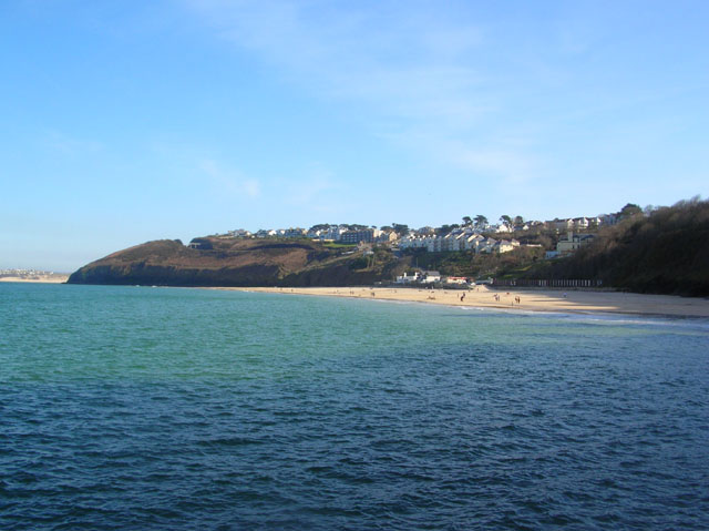 Carbis Bay Beach - geograph.org.uk - 23252