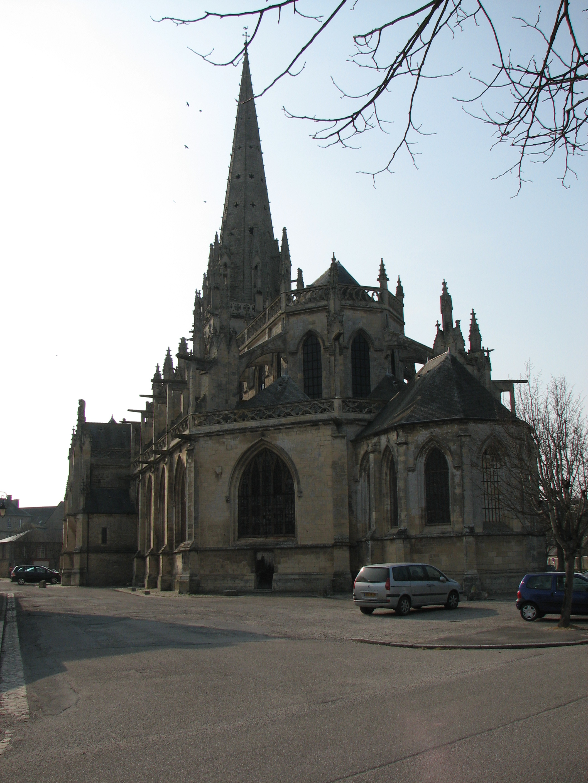 Carentan France  city photos gallery : Fichier:Carentan Eglise — Wikipédia