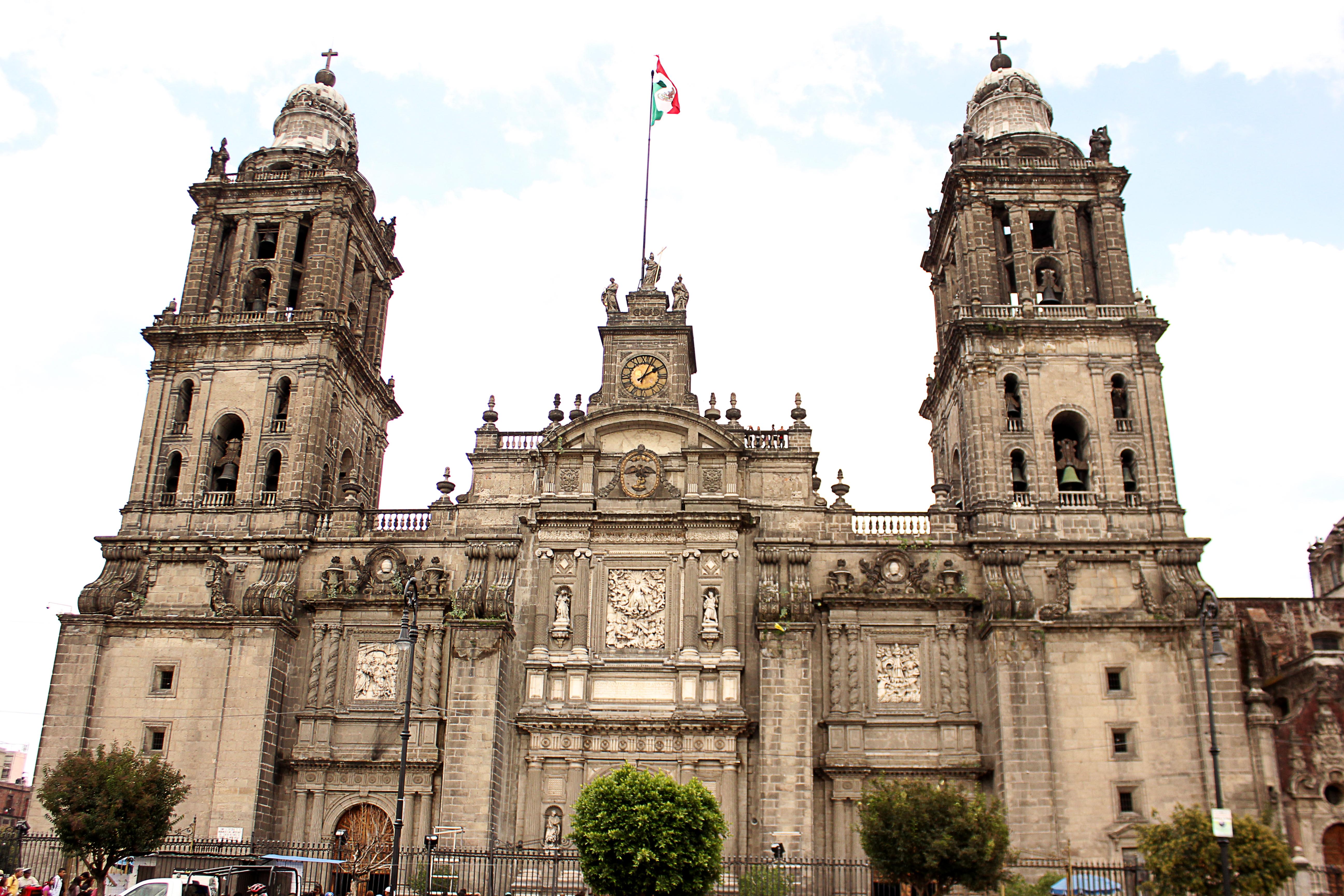 File:Catedral Metropolitana. Fachada.jpg