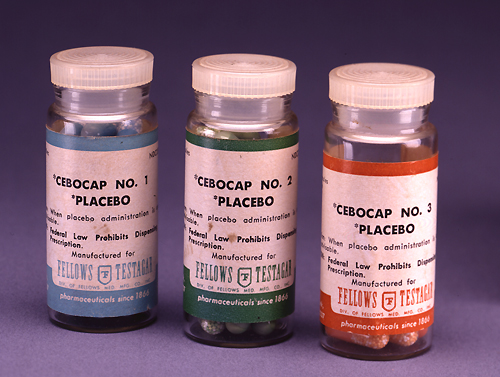 Placebo drugs