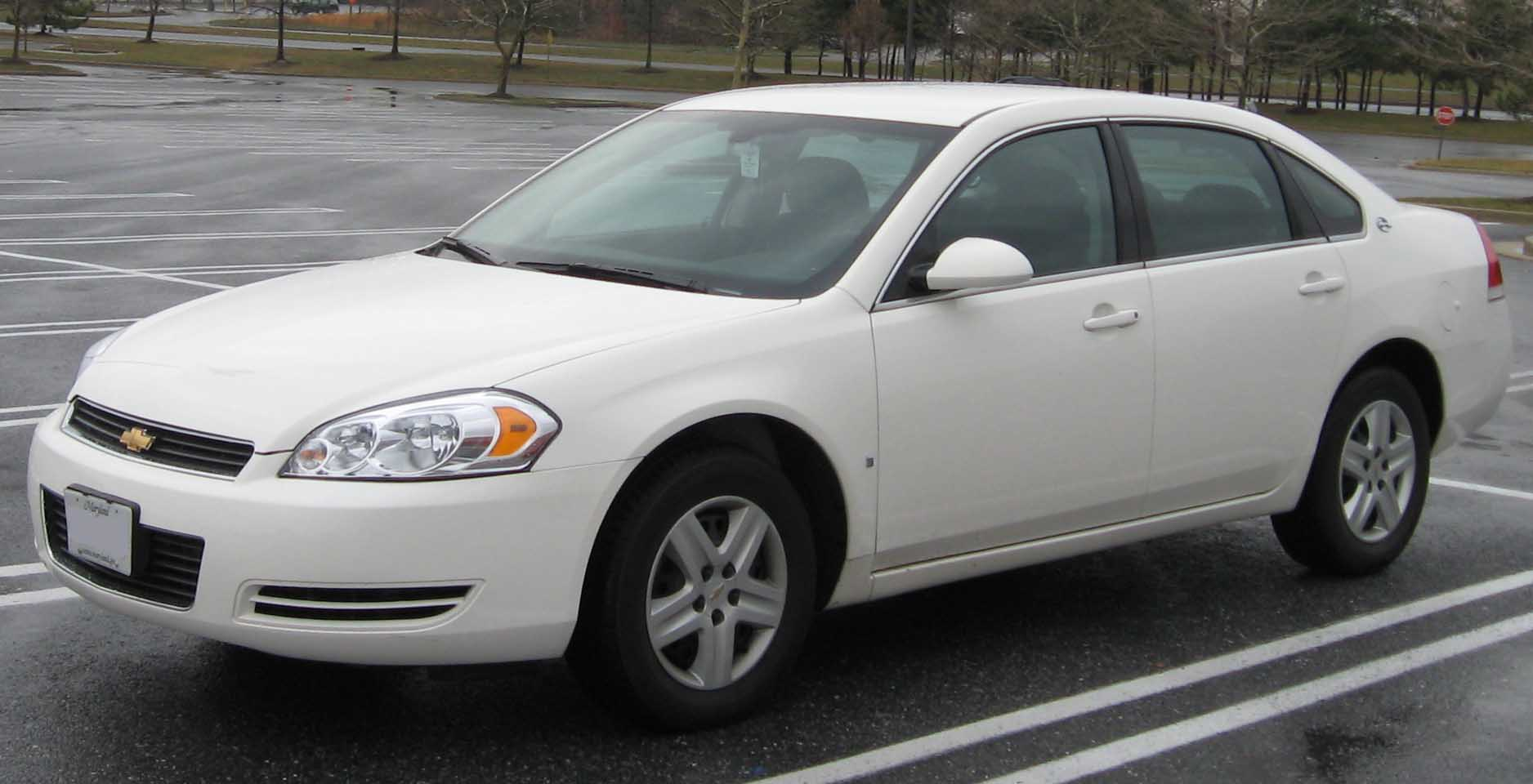 Awesome File:Chevrolet Impala LS
