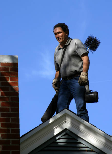 Image result for chimney inspection