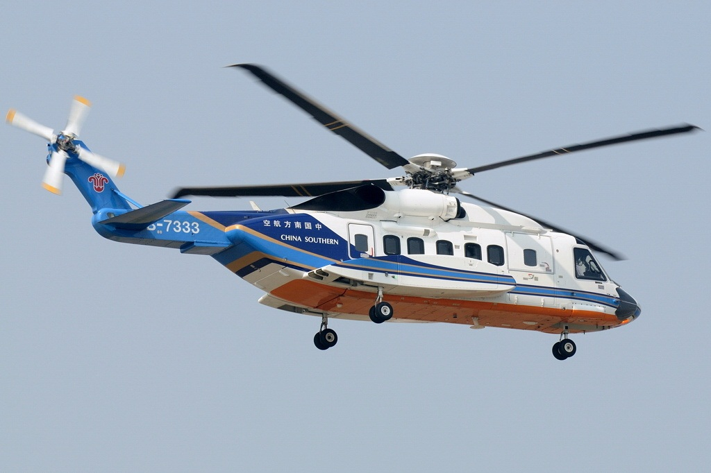 China_Southern_Airlines_-_Sikorsky_S-92A