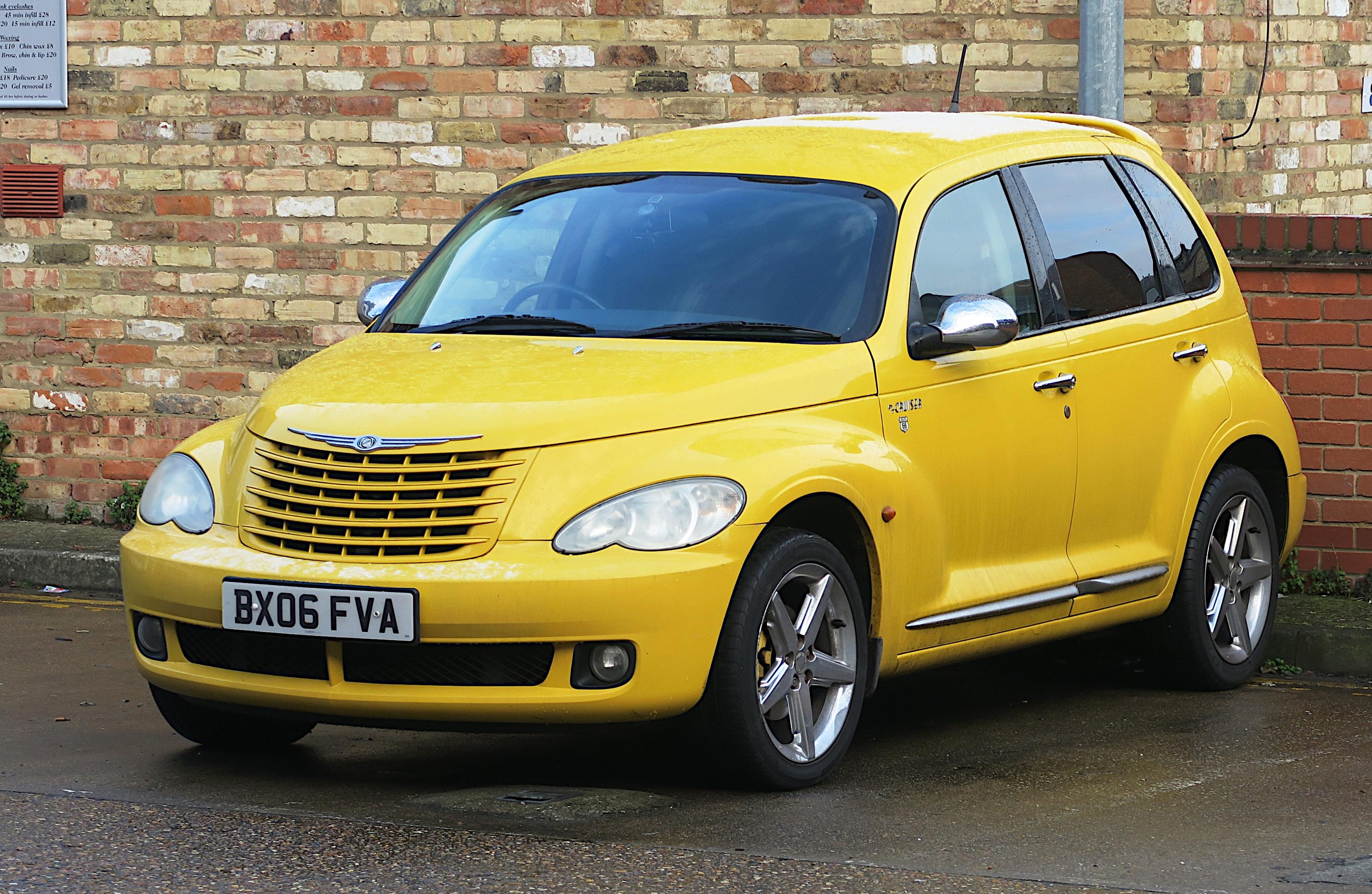 Chrysler PT Cruiser - Wikiwand