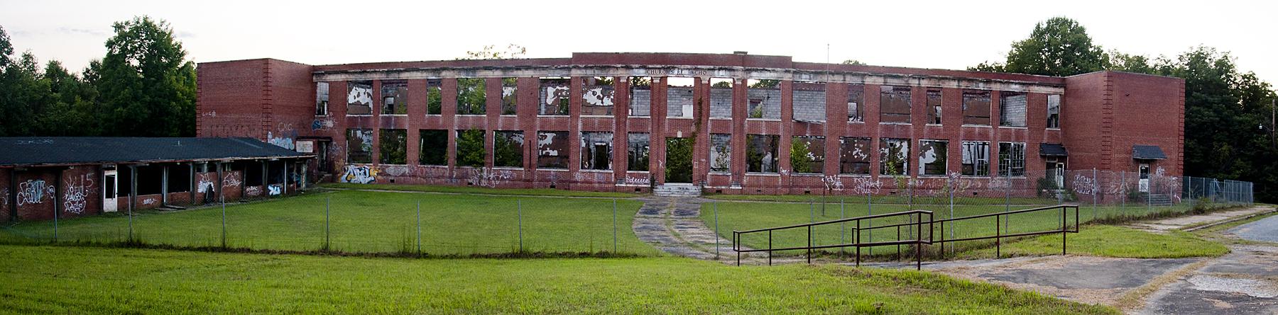 Thomasville (NC) United States  city photos : Description Church Street School Thomasville, NC