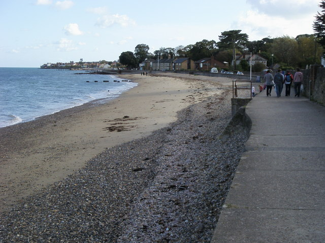 Coastal path heading to Spring Vale - geograph.org.uk - 1038488