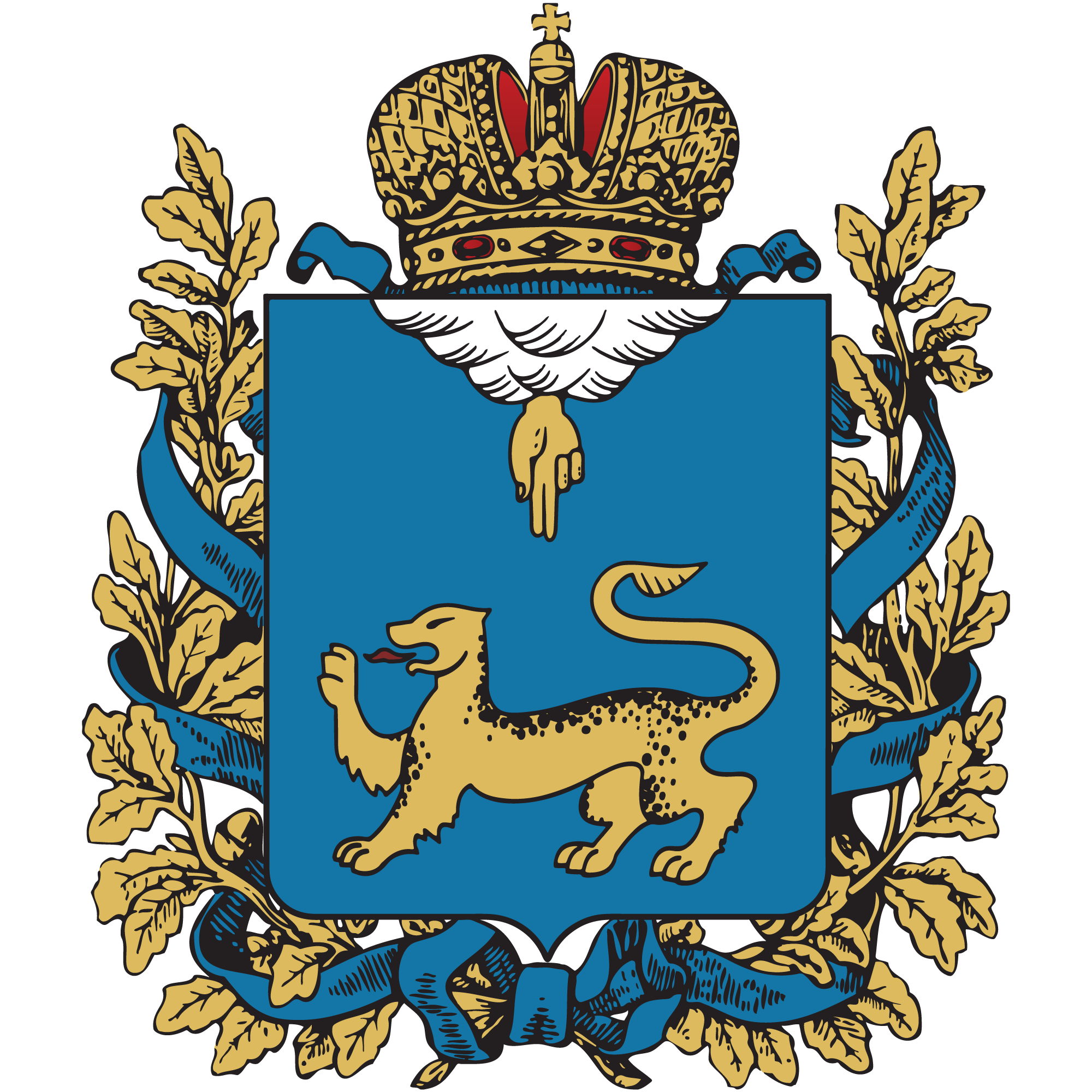 Flag and coat of arms of Pskov: history, description and interesting facts 13