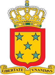 Coat of arms of the Netherlands Antilles.png