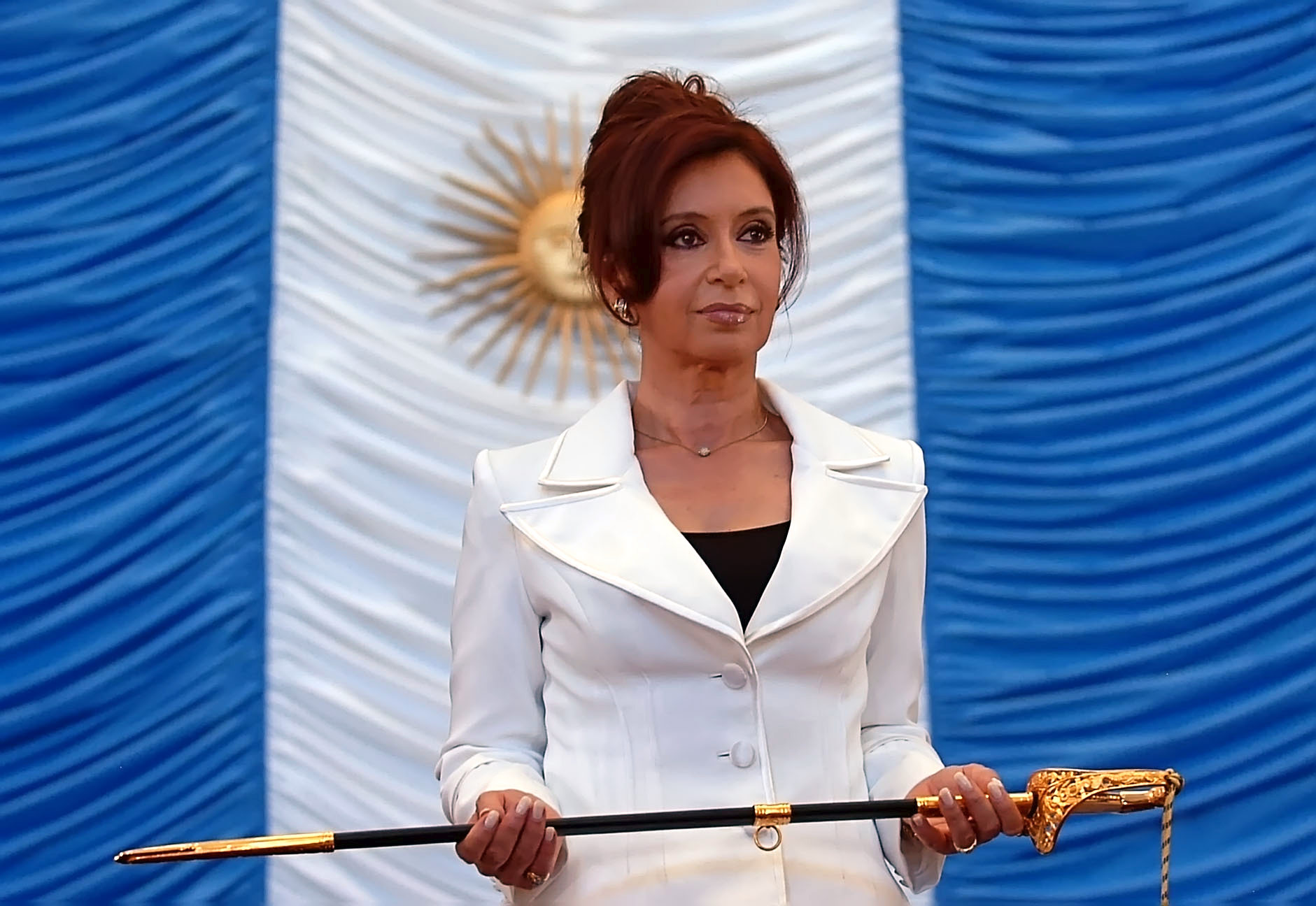 Description Cristina Fernandez Comandante en Jefe.jpg