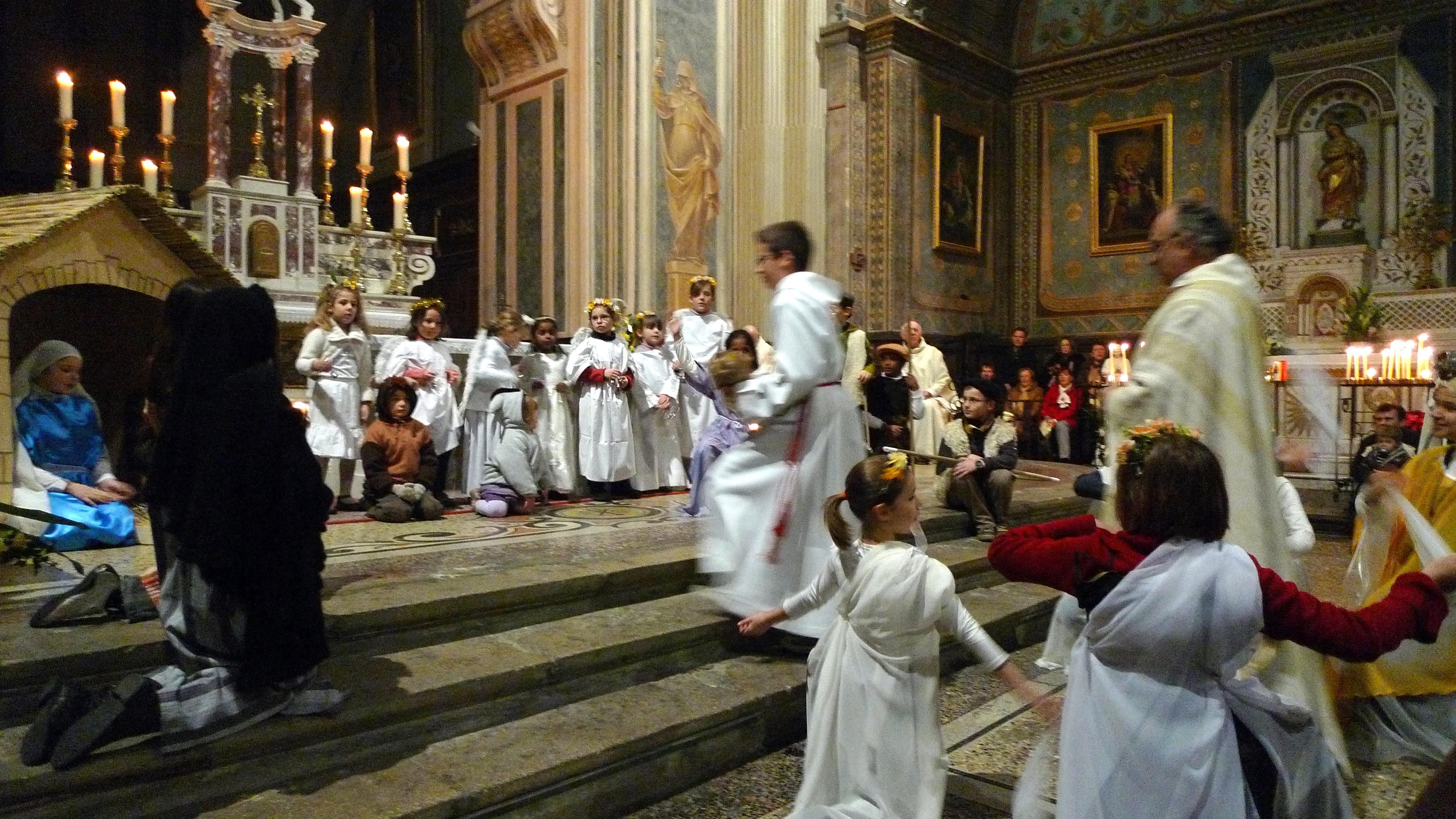 Messe De Noel Combs La Ville