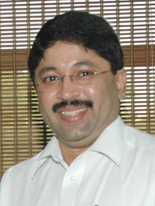 Dayanidhi Maran - Wikipedia