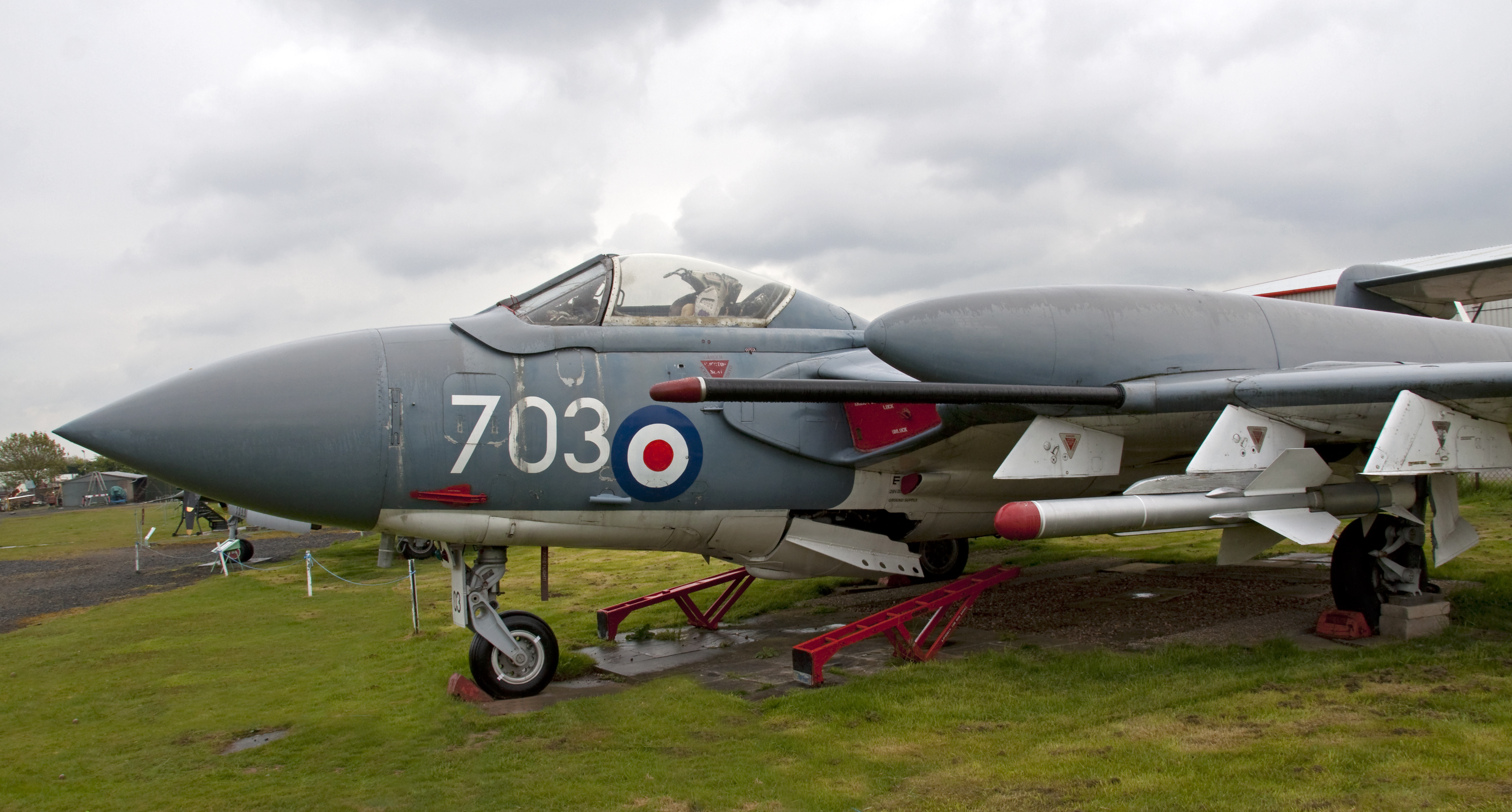 File:De Havilland Sea Vixen 2 (4604202696 ...