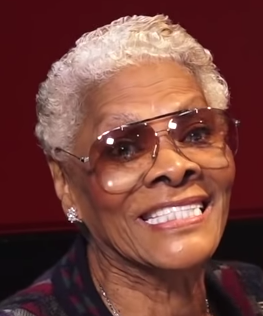 Dionne Warwick American singer, actress and TV show host