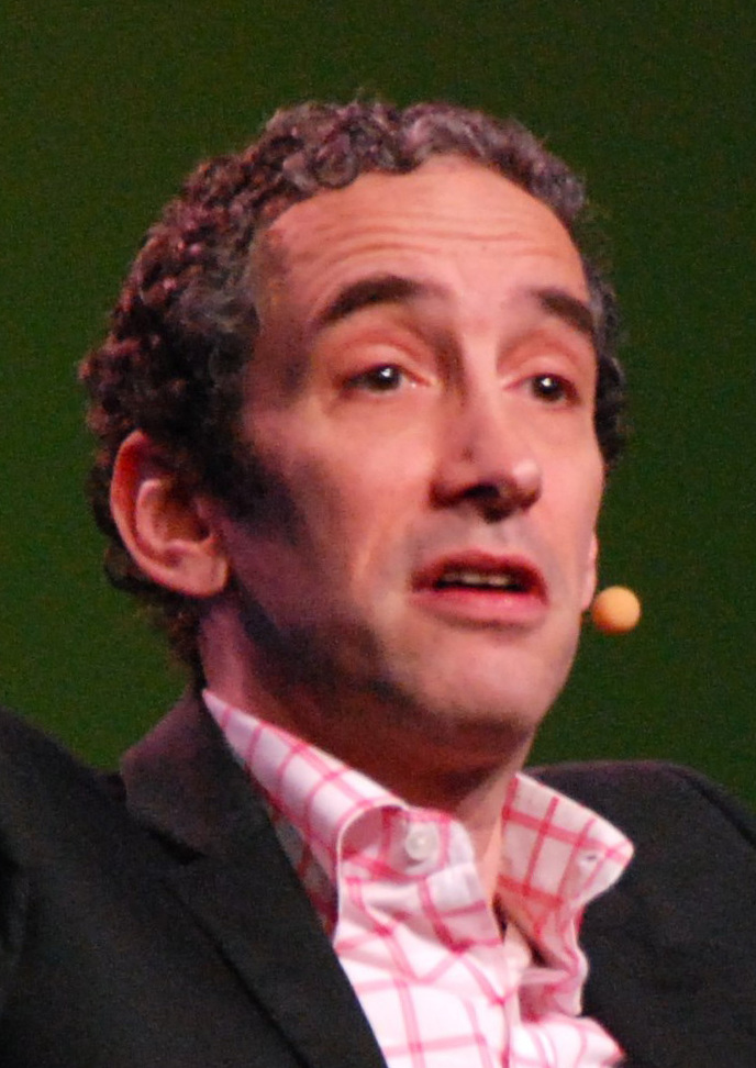 Douglas Rushkoff, in 2019