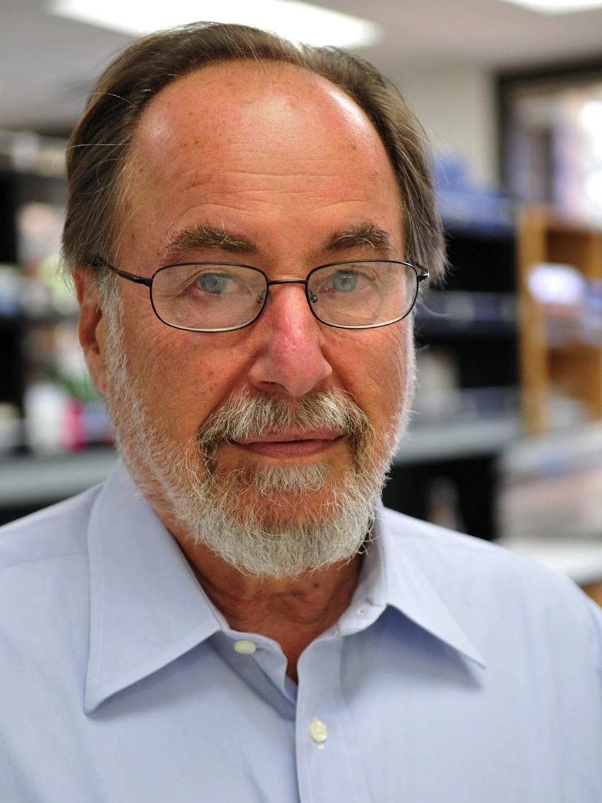 image of David Baltimore