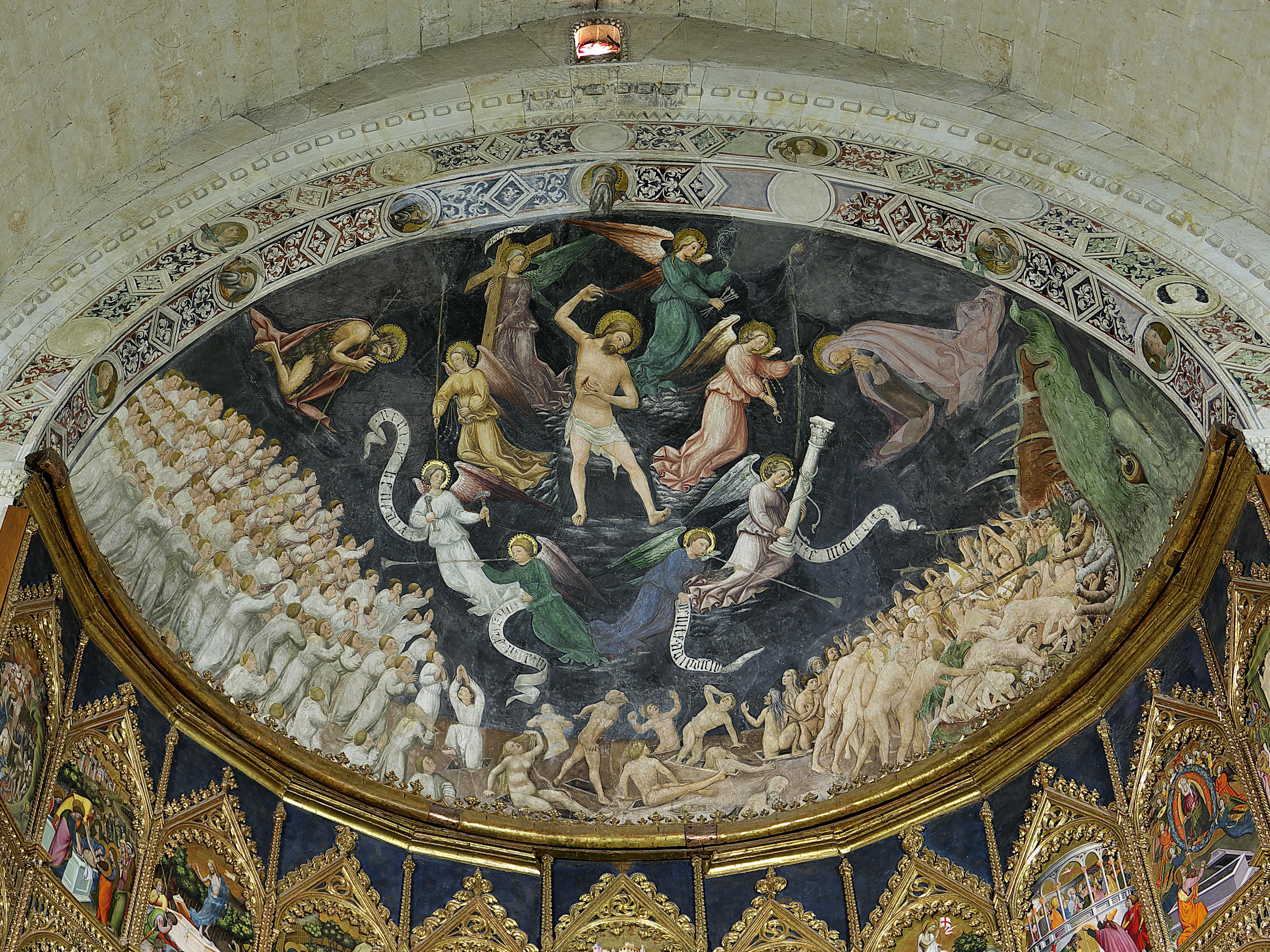 Resultado de imagen de Ábside Catedral de Salamanca